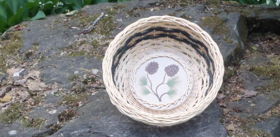 Pine Cone Bowl