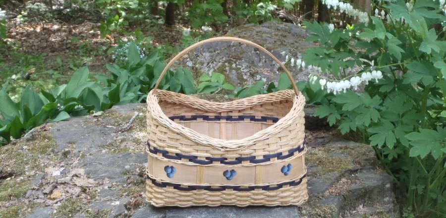 Tyler's Blueberry Basket