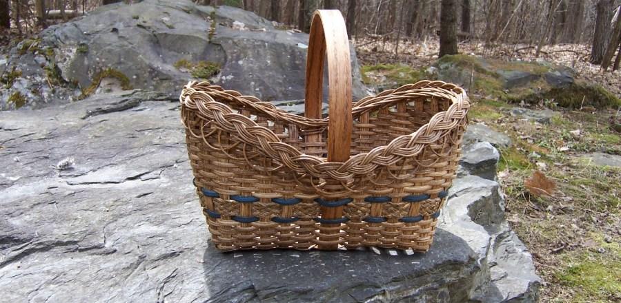 Williamsburg Slopeside Basket