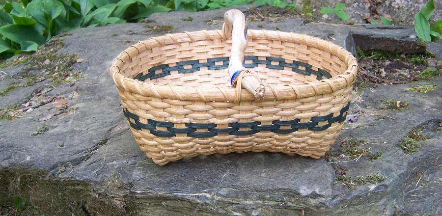 Driftwood Bread Basket