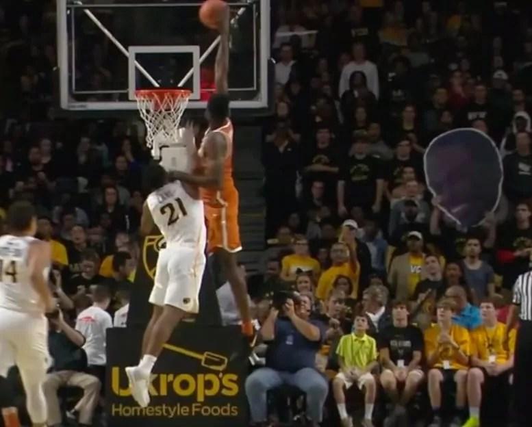 Le Prospect Mohamed Bamba Claque Un Dunk Ahurissant En NCAA