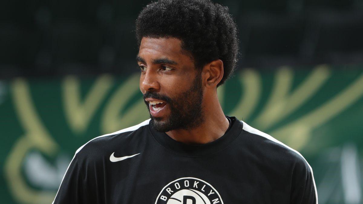 NBA Irving Brookyn Nets imbarazzanti