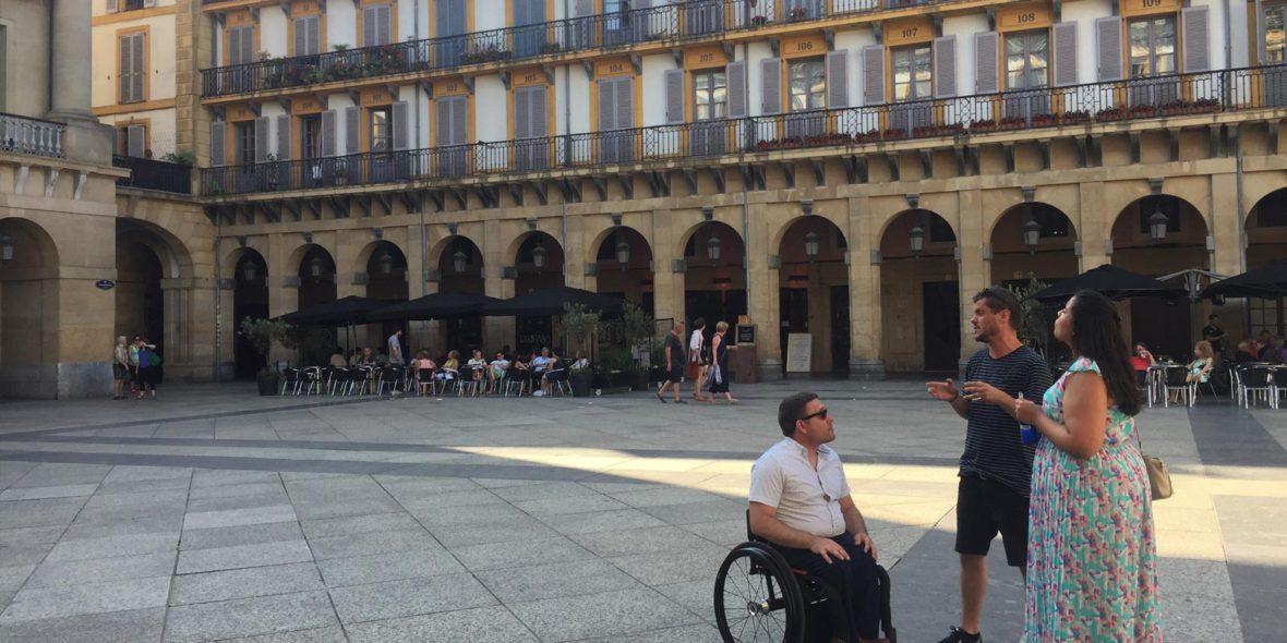 Accessible Donostia Tour 07