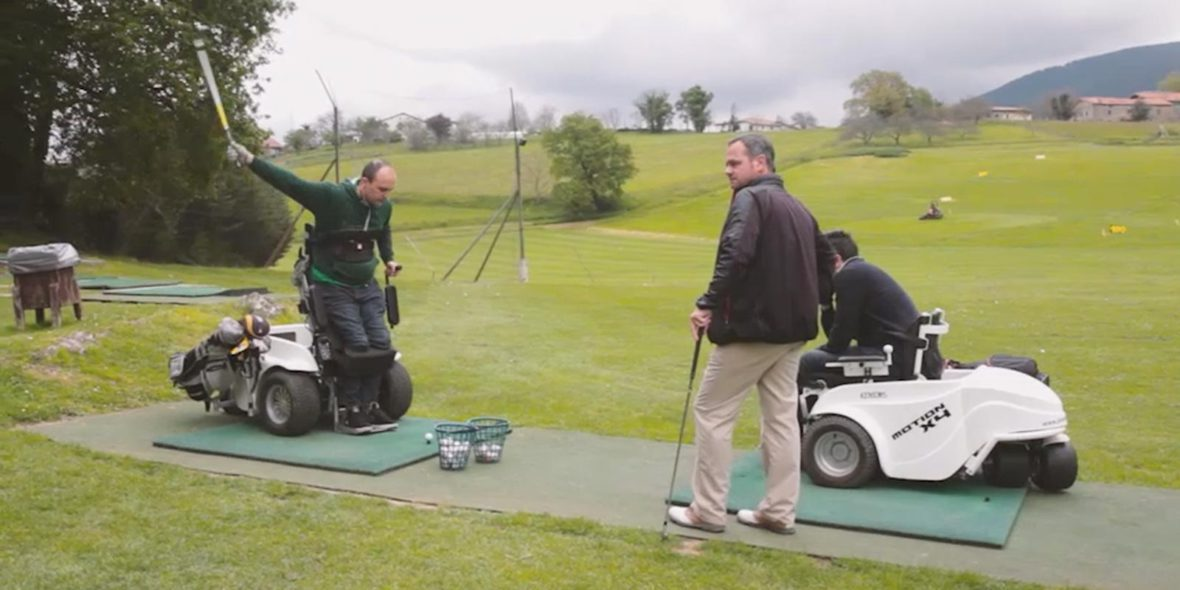 Adaptive Golf Activity 04