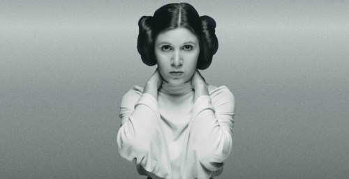 Princess Leia via Google. Losing More Than a Princess- Carrie Fisher and Mental Health.
