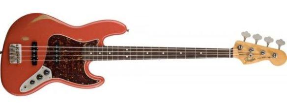 Fotografie baskytary Fender Jazz Bass