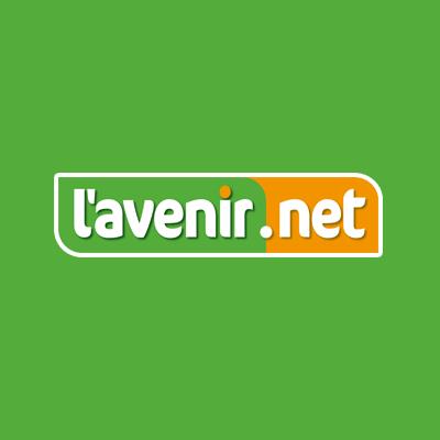 Logo journal L'Avenir
