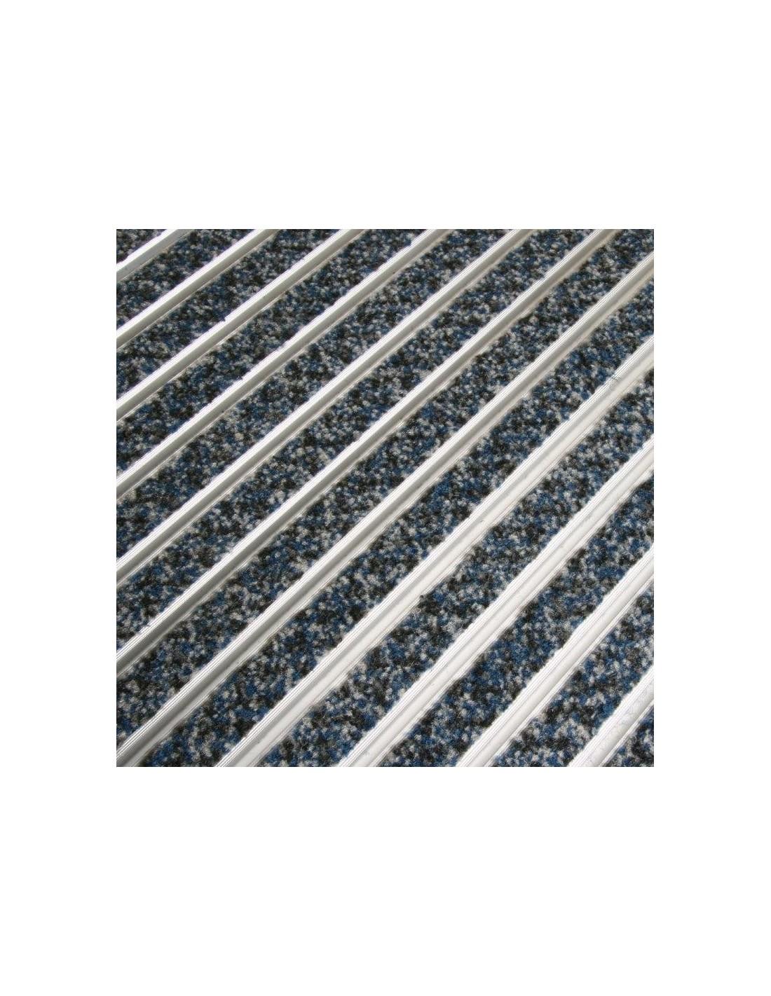 tapis d entree metallique