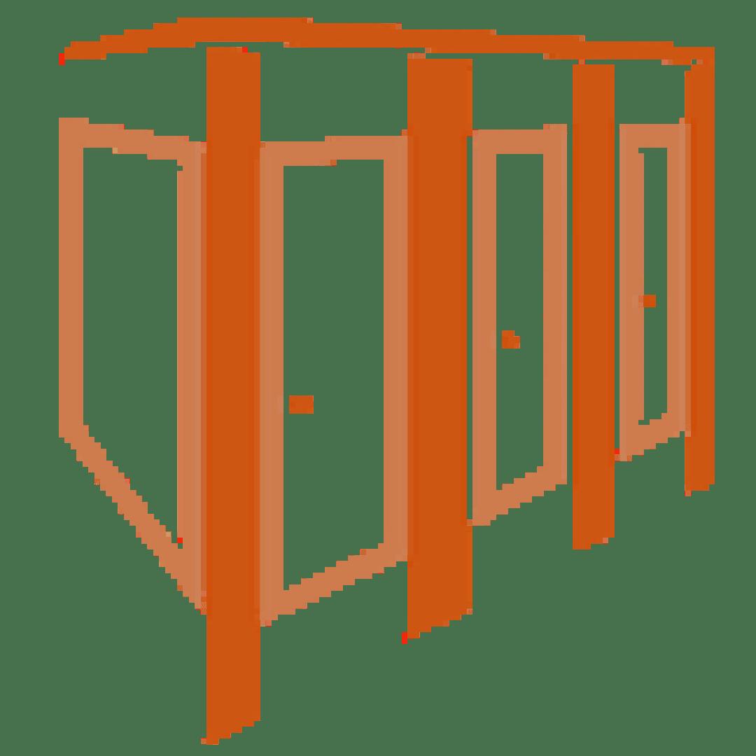 Bathroom Partition & Accessory Distributor for North Carolina & South Carolina