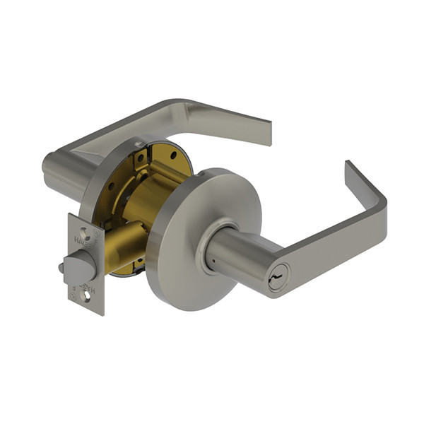 Hager Entry Lever Set