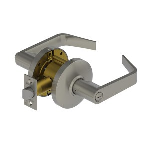 Hager Privacy Lever Set
