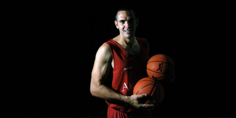 toni espinosa, leyenda del baloncesto en Girona