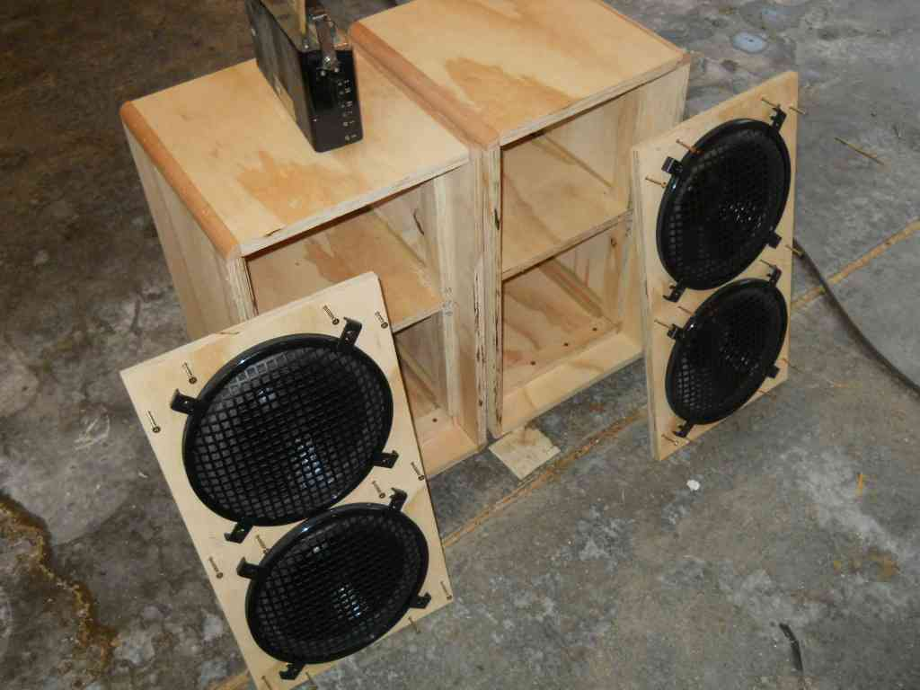 Speaker Box Designs