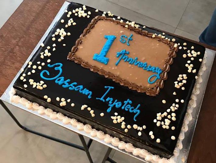 Bassam Anniversary celebration