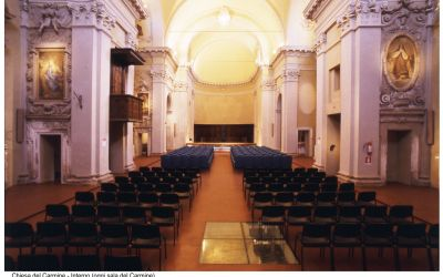 AUDITORIUM Sala del Carmine