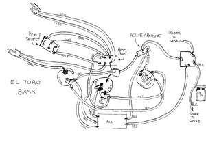 Fixed! (Photos of G&L El Toro wiring?) | TalkBass