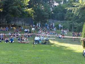 Expo canina Parco Costabissara (VI)-niki-in-ring