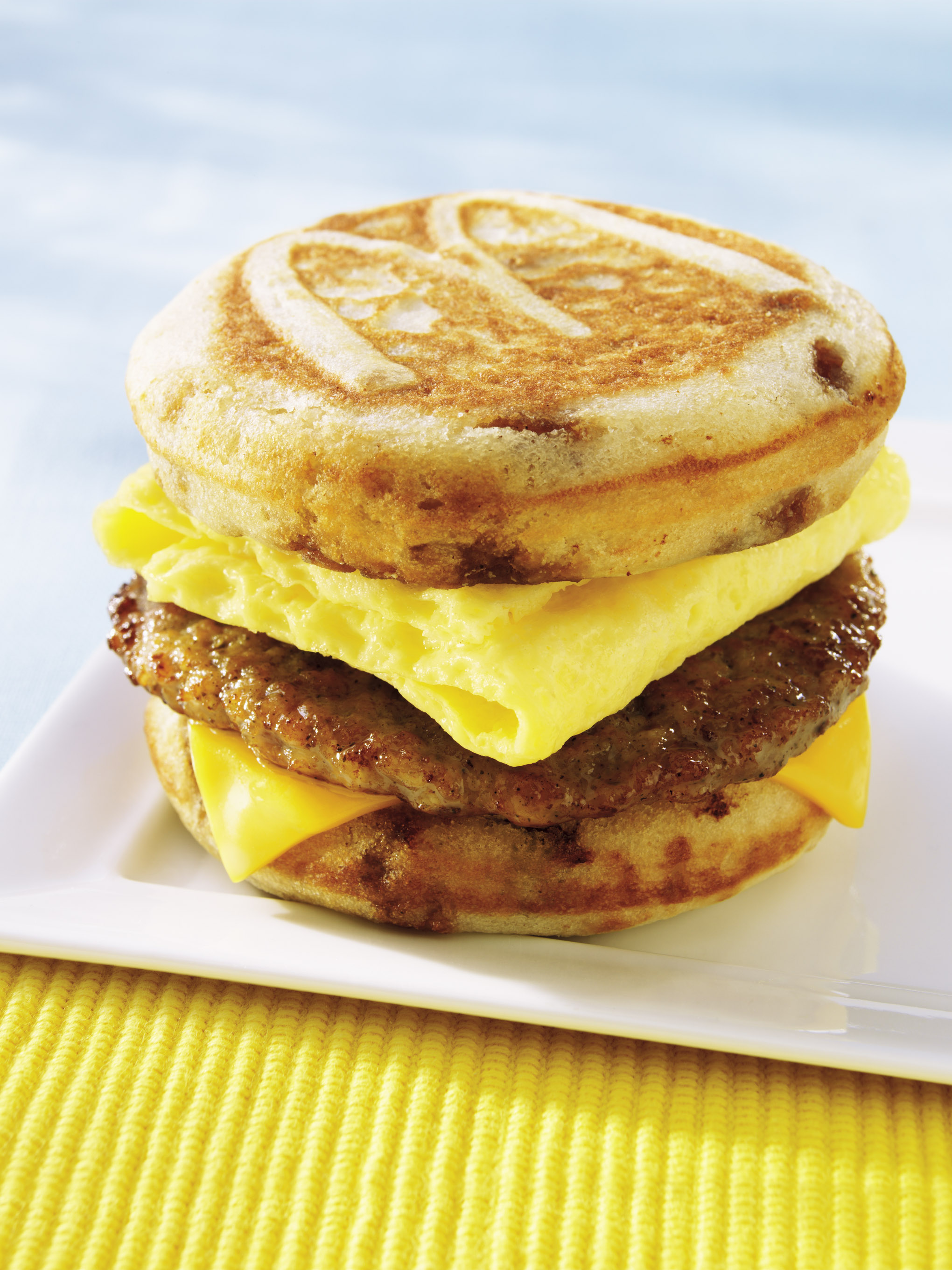 McDonald's McGriddle | McDonald's Copycat Recipes You Need To Try Right Now