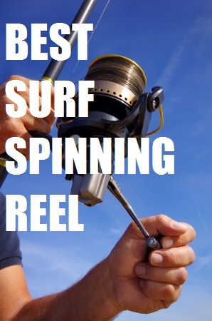 best surf spinning reel