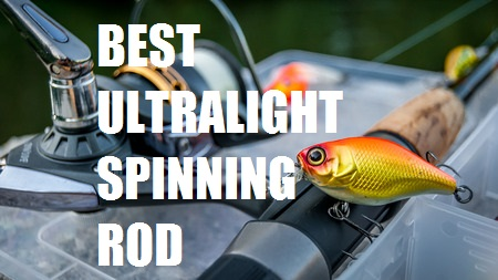 Keeping lines tight with the best ultralight spinning rod for Best ultralight fishing rod