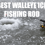 best ice fishing rod for walleye