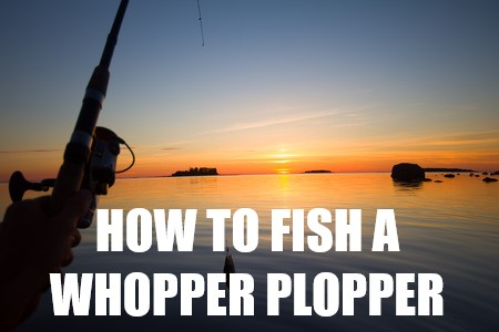 How To Fish A Whopper Plopper