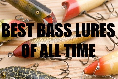 best bass lures of all time