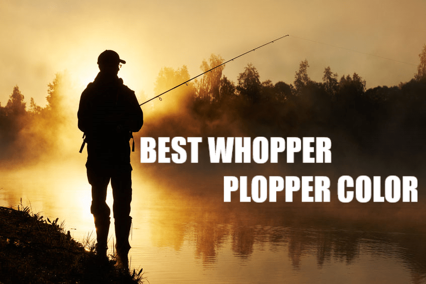 best whopper plopper color