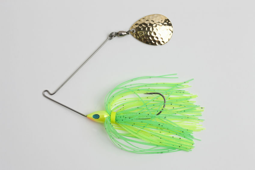 how to retrieve a spinnerbait