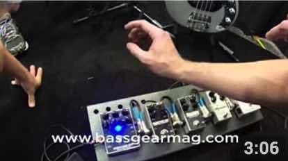 NAMM 2014: Darkglass Electronics