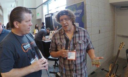 Summer NAMM '17 – Aaron Ross Interview