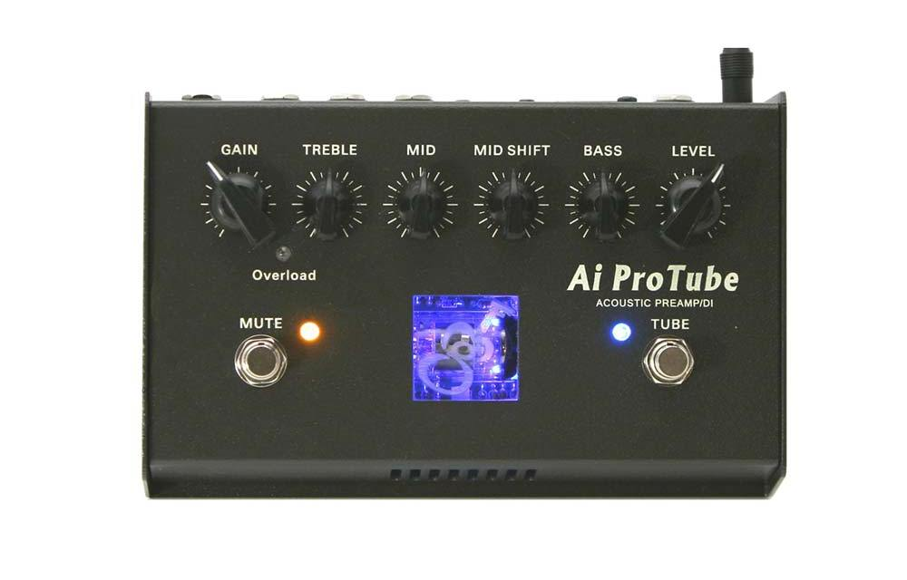 GMF adds Vacuum Tube tone to acoustic instruments (Booth #4000)