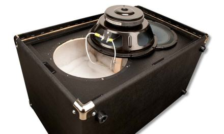 Cab Lab – Barefaced Audio Two10