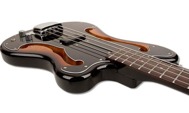 """Eastwood EEB-1 Bass – """"Everything Old is New Again"""""""