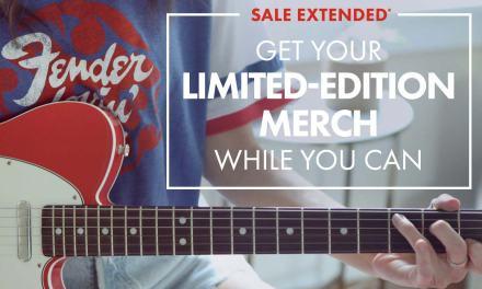 Fender $15 Deals Extended