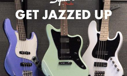 These New Offsets Are Off the Charts – Fender