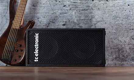 Introducing BC208 Portable Bass Cabinet