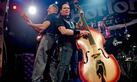 Jimbo Wallace, of Reverend Horton Heat