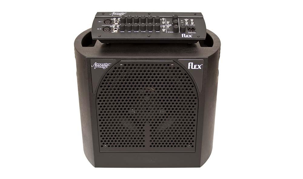 Acoustic Image Flex Pre and Flex Cab