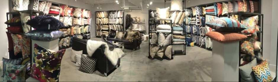 D.V Kap Home Showroom Pillows