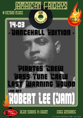 flyer robertlee