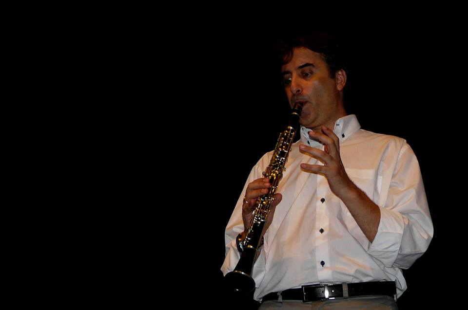 Pedro Rubio clarinete
