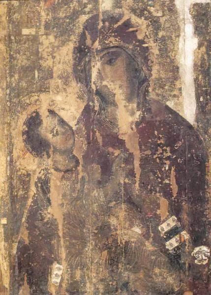 Čudotvorna ikona Presveta Bogorodica Holmska grad Holms Poljska