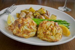Order local Maryland crab cakes from Basta Pasta!