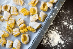 Try gnocchi at Basta Pasta!