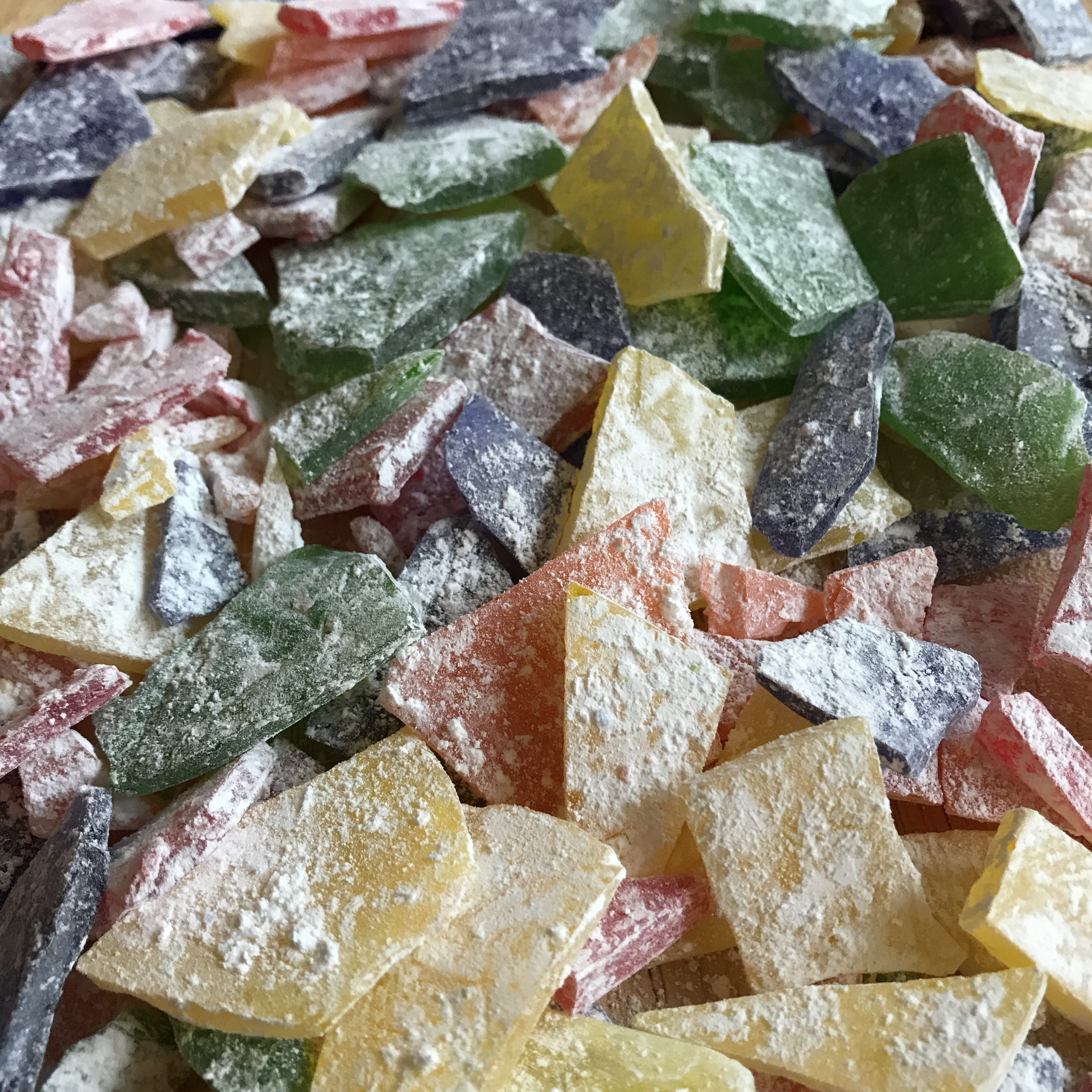 A Hard Candy Recipe to Kickstart National Candy Month! • baste cut fold