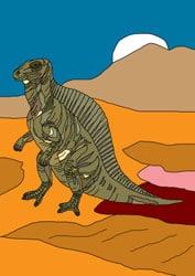 Ausmalbilder Dinosaurier 3 Basteln Amp Gestalten
