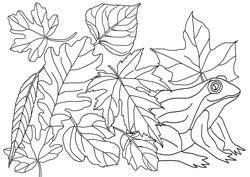 Ausmalbilder Herbst Basteln Amp Gestalten