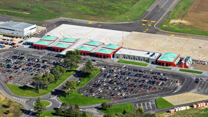 Aeroporto, a Bastia Umbra passa all'unanimità l'odg di Blu