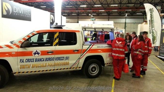 Expo Emergenze a UmbriaFiere di Bastia Umbra si parlerà si soccorso